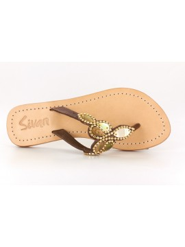 Amber Bronze (Sivan by Chocolat Blu - Sample) EU37