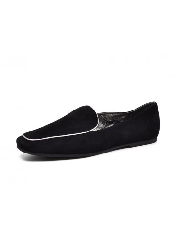 Anis Black Suede