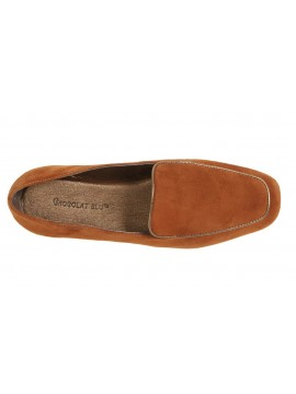 Anis Brown Suede