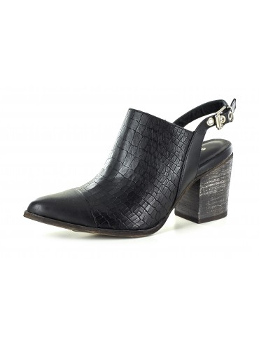 Anita Black Croco