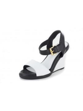 Betina Black/White (Sample) EU37