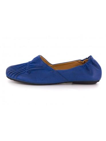 Cam Nubuck Blue