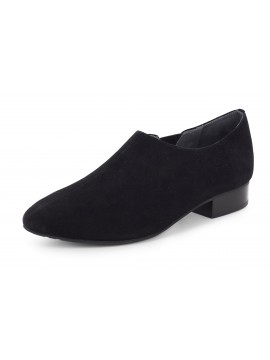 Emmy Black Suede