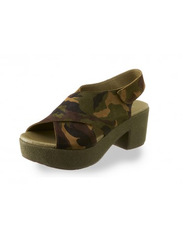 Gala Military Suede