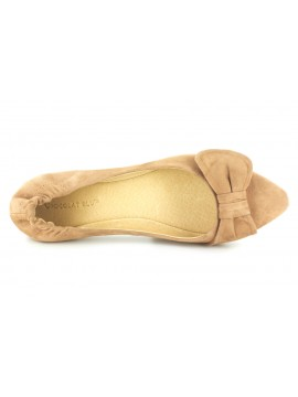 Galla Tan Suede (Sample)