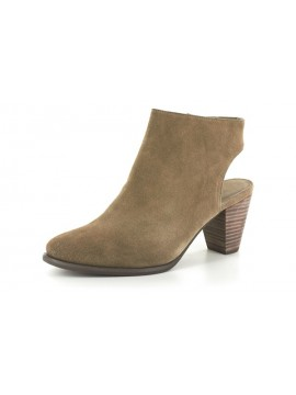 Haaz Taupe Suede