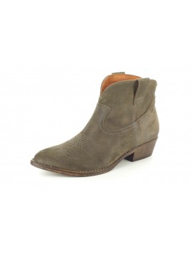 Jackson Taupe Suede