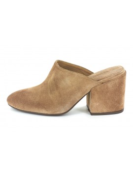 Julia Light Brown Suede