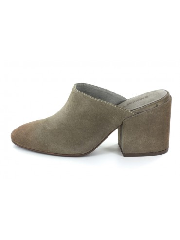 Julia Taupe Suede