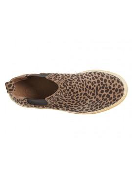 Nash Leopard Suede