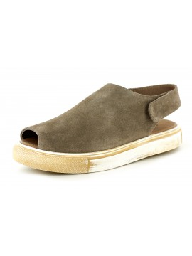 Neila Taupe Suede