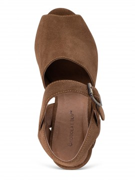Wagga Brown Suede