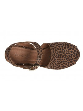 Wagga Leopard Suede