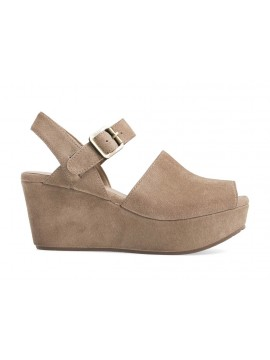 Wagga Taupe Suede