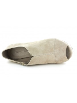 Weaver Taupe Suede