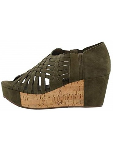 Web Olive Suede