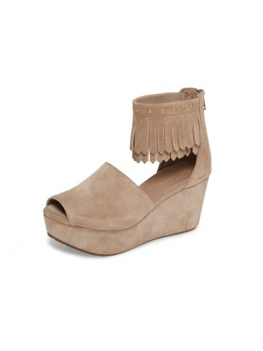 Wells Taupe Suede