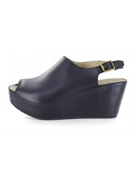 Willow Black Leather