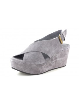 Wim Grey Suede