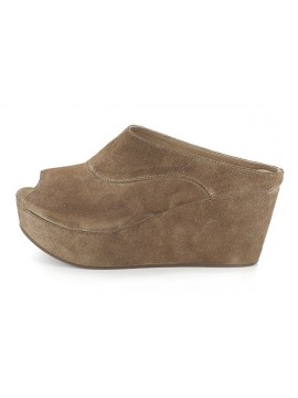 Wind Taupe Suede