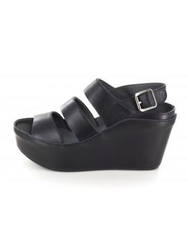 Windsor Black Leather