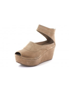 Winton Taupe Suede