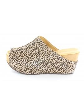 Wynn Cheetah Suede