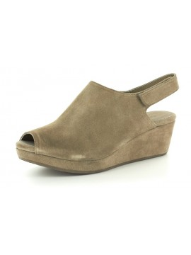 Yana Taupe Suede