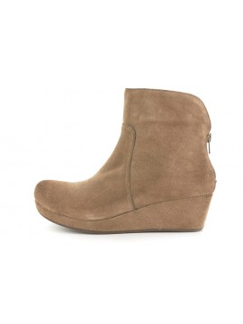 Yarden Taupe Suede